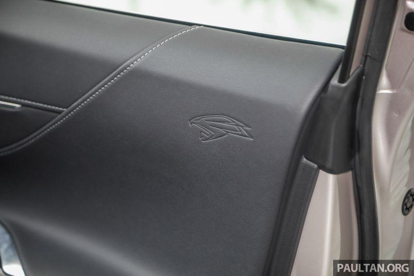 GALLERY: 2021 Toyota Harrier 2.0 Luxury – RM250k Image #1276881