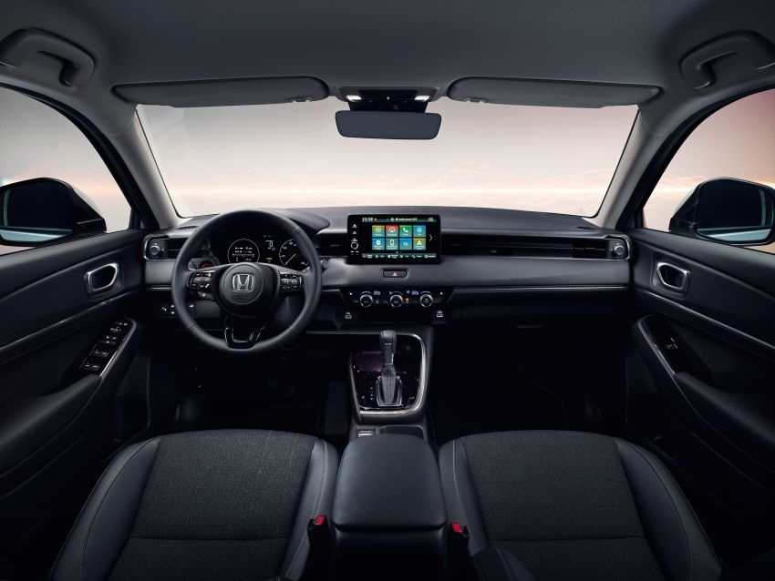 New Honda HR-V announced for Europe – e:HEV hybrid is the sole option, launching there in late 2021 Image #1286689