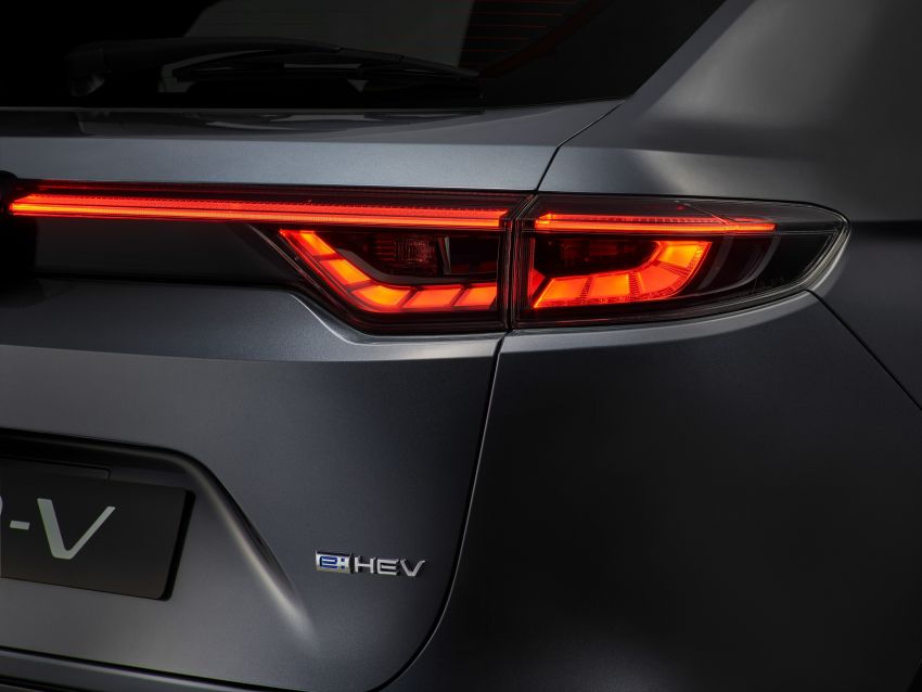New Honda HR-V announced for Europe – e:HEV hybrid is the sole option, launching there in late 2021 Image #1286702