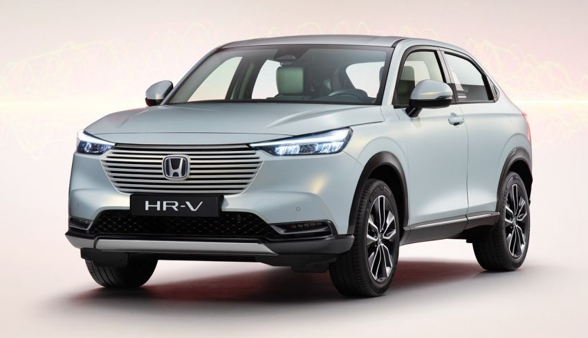 New Honda HR-V announced for Europe – e:HEV hybrid is the sole option, launching there in late 2021 Image #1286703