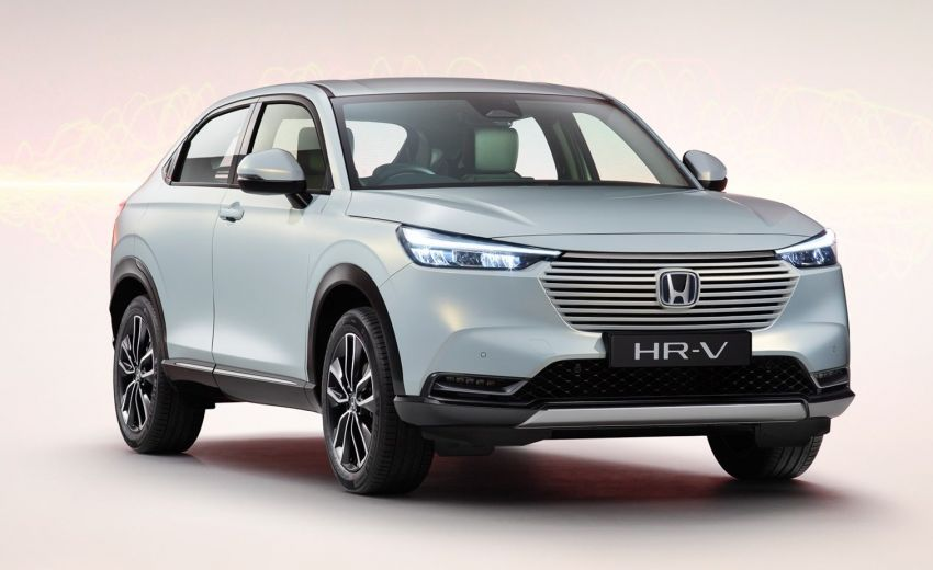 New Honda HR-V announced for Europe – e:HEV hybrid is the sole option, launching there in late 2021 Image #1286704