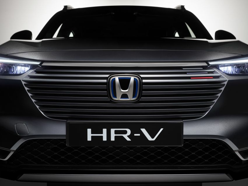 New Honda HR-V announced for Europe – e:HEV hybrid is the sole option, launching there in late 2021 Image #1286705
