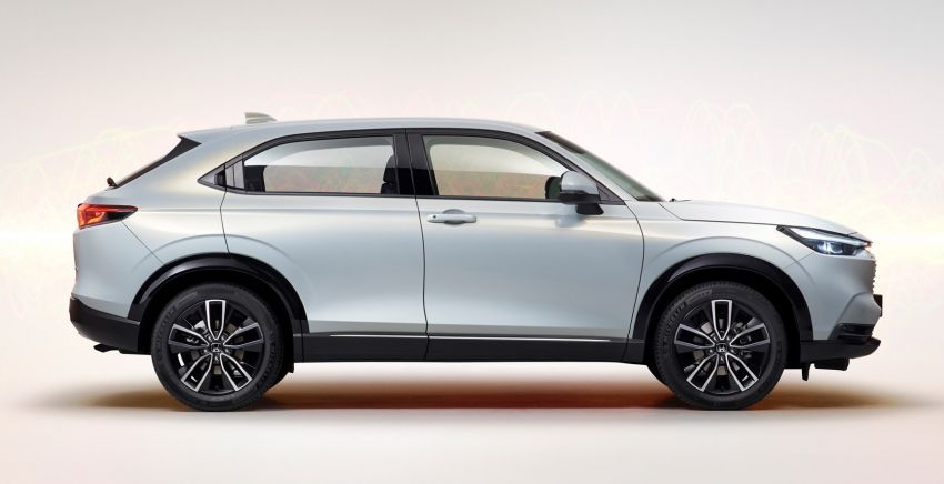 New Honda HR-V announced for Europe – e:HEV hybrid is the sole option, launching there in late 2021 Image #1286690
