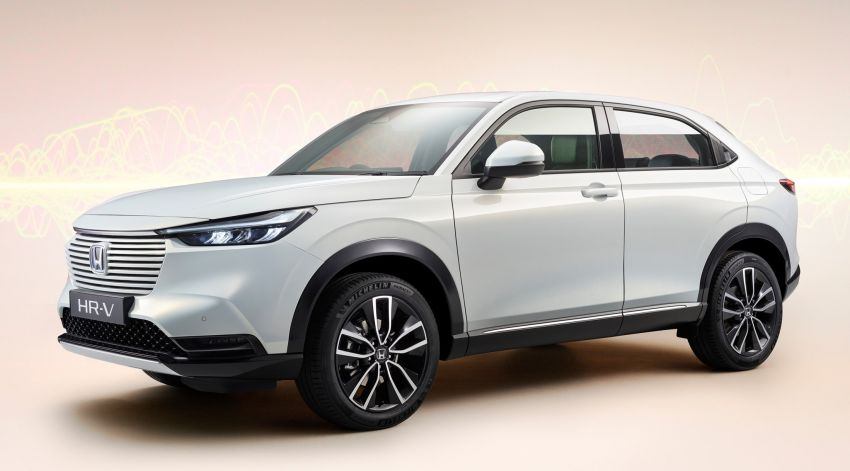 New Honda HR-V announced for Europe – e:HEV hybrid is the sole option, launching there in late 2021 Image #1286691