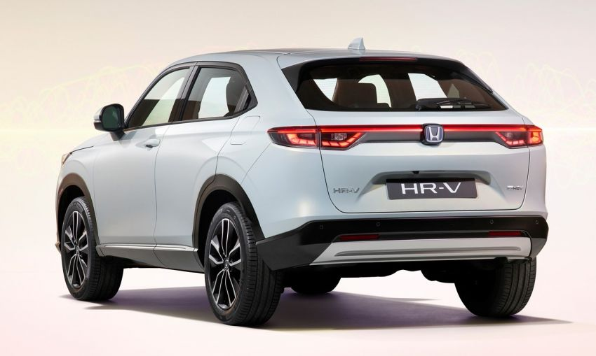 New Honda HR-V announced for Europe – e:HEV hybrid is the sole option, launching there in late 2021 Image #1286692