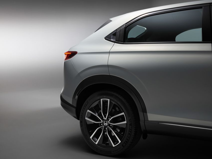 New Honda HR-V announced for Europe – e:HEV hybrid is the sole option, launching there in late 2021 Image #1286693