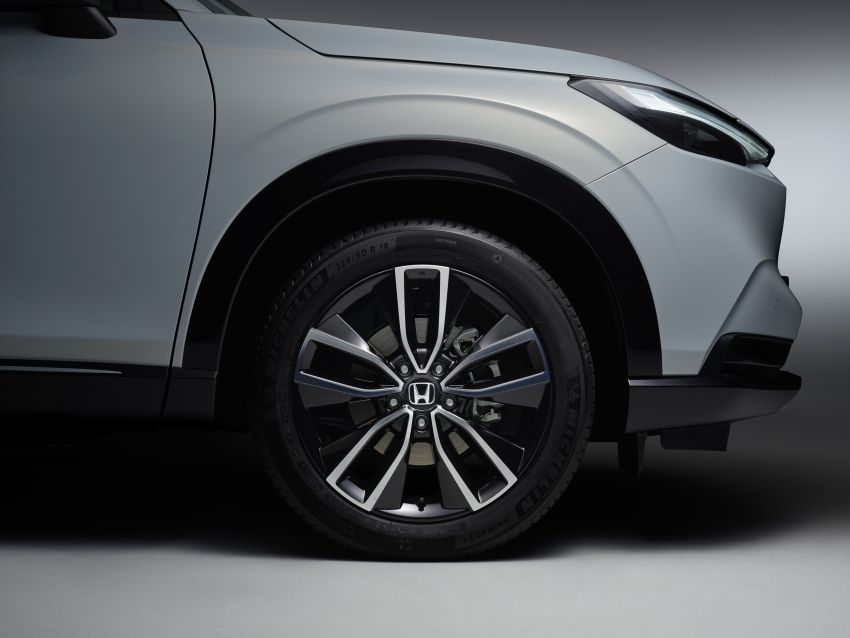 New Honda HR-V announced for Europe – e:HEV hybrid is the sole option, launching there in late 2021 Image #1286694