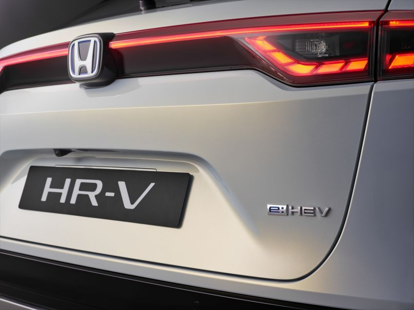 New Honda HR-V announced for Europe – e:HEV hybrid is the sole option, launching there in late 2021 Image #1286695