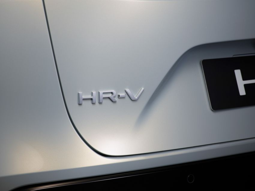 New Honda HR-V announced for Europe – e:HEV hybrid is the sole option, launching there in late 2021 Image #1286696
