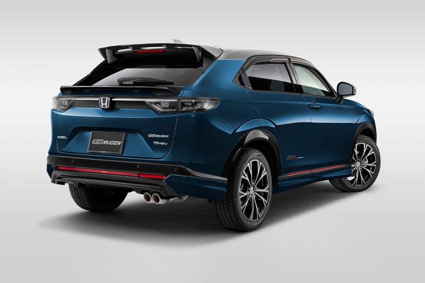 2022 Honda HR-V gets Mugen accessories in Japan Image #1286350