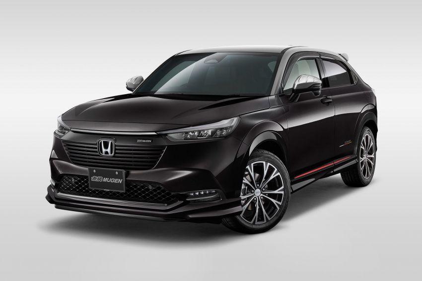 2022 Honda HR-V gets Mugen accessories in Japan Image #1286353