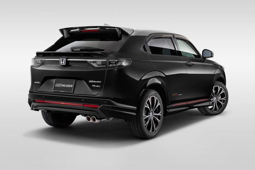 2022 Honda HR-V gets Mugen accessories in Japan Image #1286355