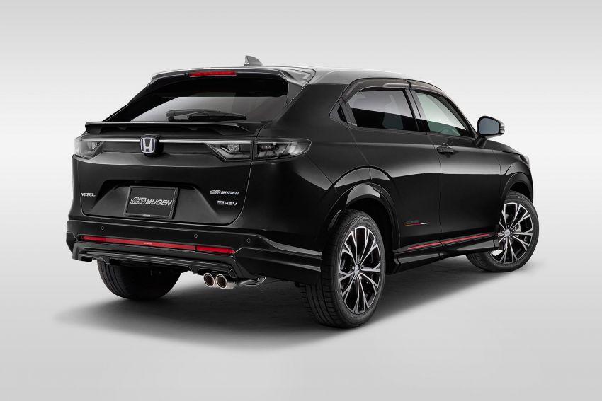 2022 Honda HR-V gets Mugen accessories in Japan Image #1286357