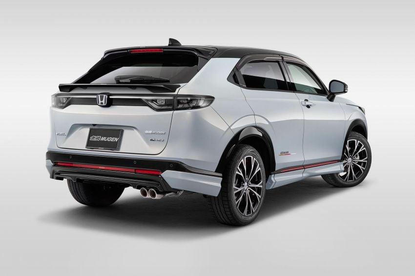 2022 Honda HR-V gets Mugen accessories in Japan Image #1286363