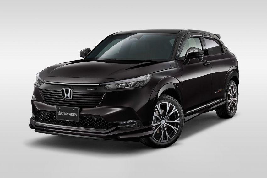2022 Honda HR-V gets Mugen accessories in Japan Image #1286364