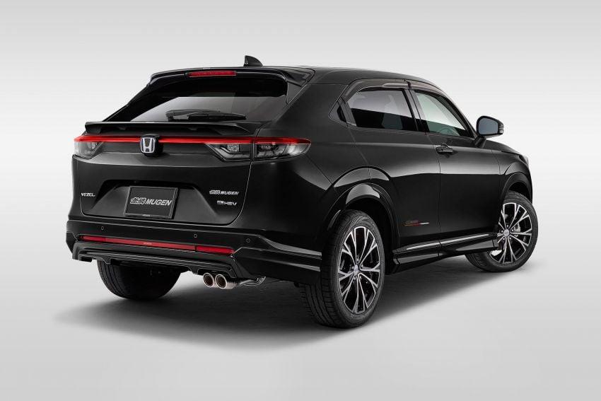 2022 Honda HR-V gets Mugen accessories in Japan Image #1286367