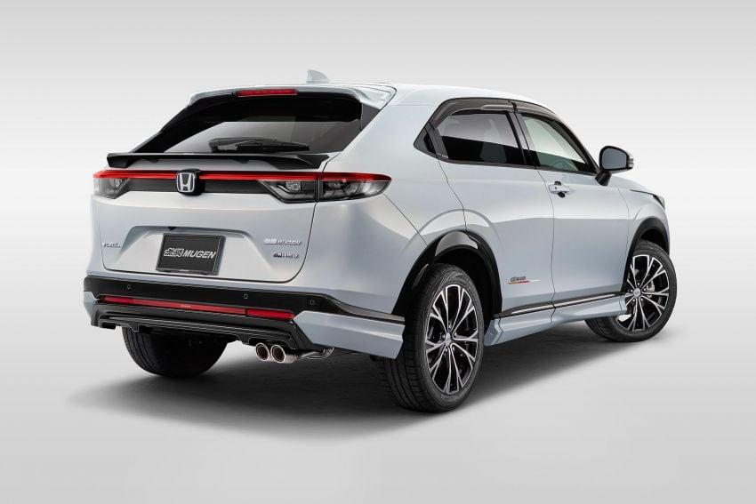 2022 Honda HR-V gets Mugen accessories in Japan Image #1286371
