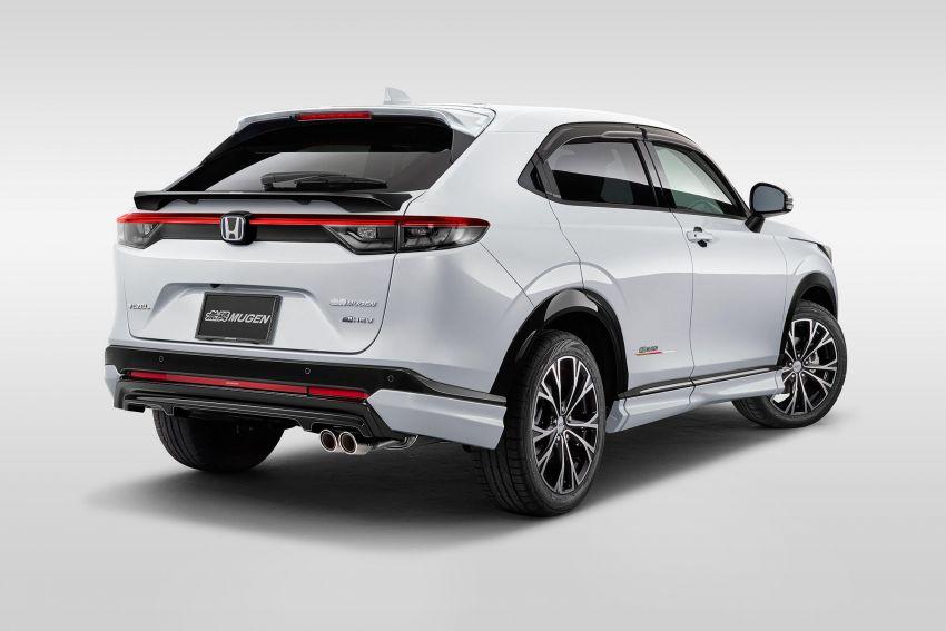 2022 Honda HR-V gets Mugen accessories in Japan Image #1286376