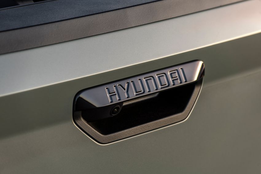 2022 Hyundai Santa Cruz finally revealed – smallest truck in the US looks cool, unibody, 2.5T with 8DCT Image #1280965