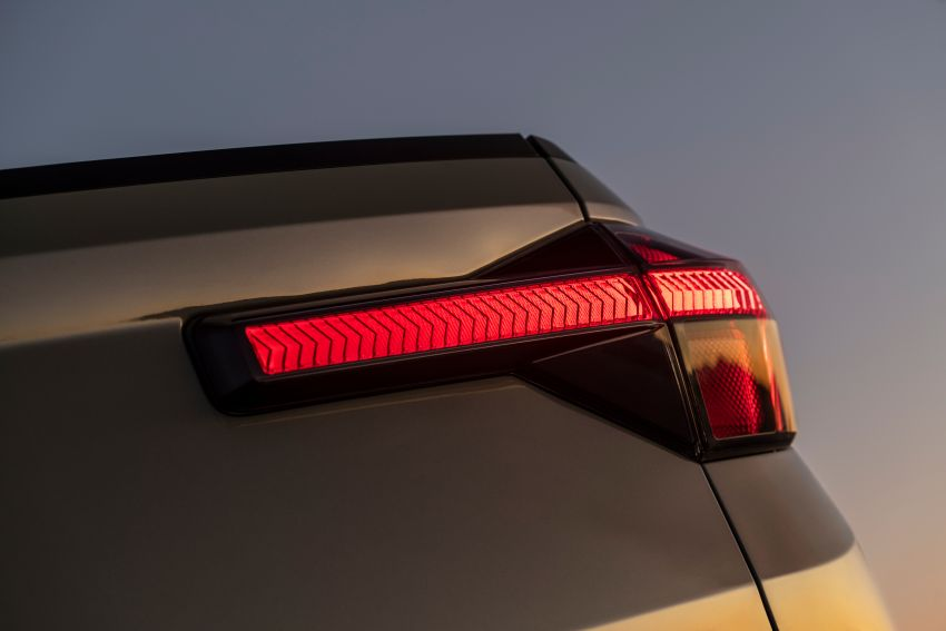 2022 Hyundai Santa Cruz finally revealed – smallest truck in the US looks cool, unibody, 2.5T with 8DCT Image #1280970