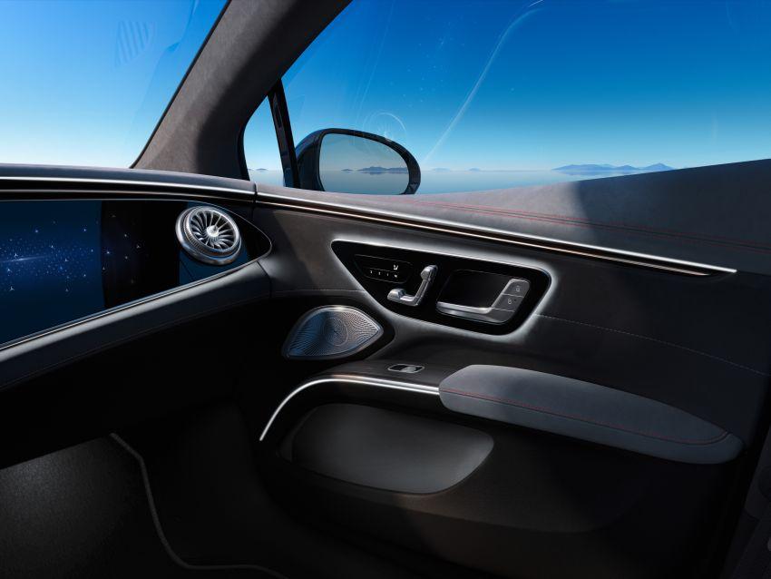 2022 Mercedes-Benz EQS flagship EV sedan debuts – two variants, up to 523 PS and 855 Nm, 770 km range Image #1280640