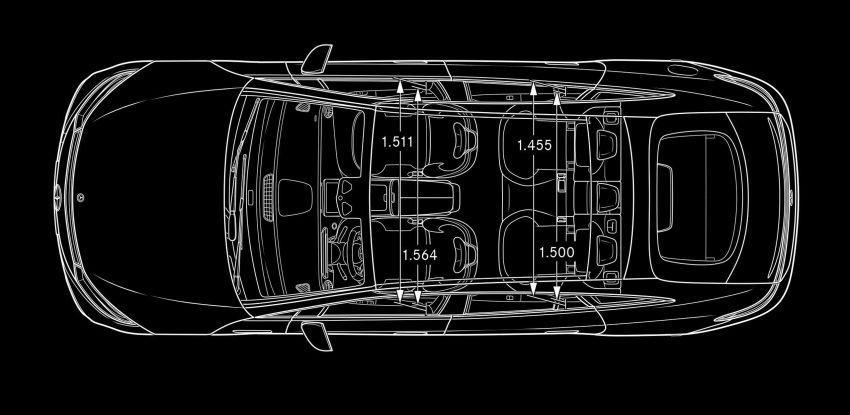 2022 Mercedes-Benz EQS flagship EV sedan debuts – two variants, up to 523 PS and 855 Nm, 770 km range Image #1280643