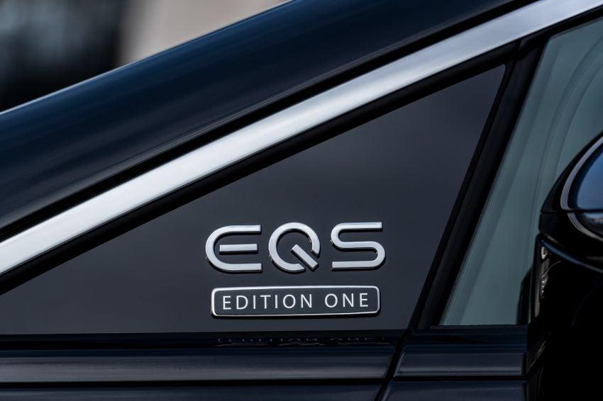 2022 Mercedes-Benz EQS flagship EV sedan debuts – two variants, up to 523 PS and 855 Nm, 770 km range Image #1280671