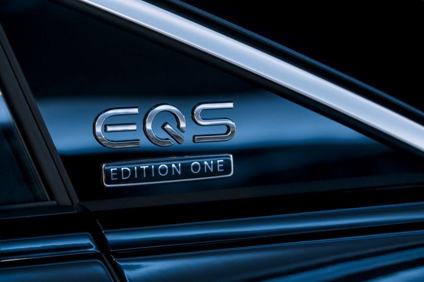 2022 Mercedes-Benz EQS flagship EV sedan debuts – two variants, up to 523 PS and 855 Nm, 770 km range Image #1280654