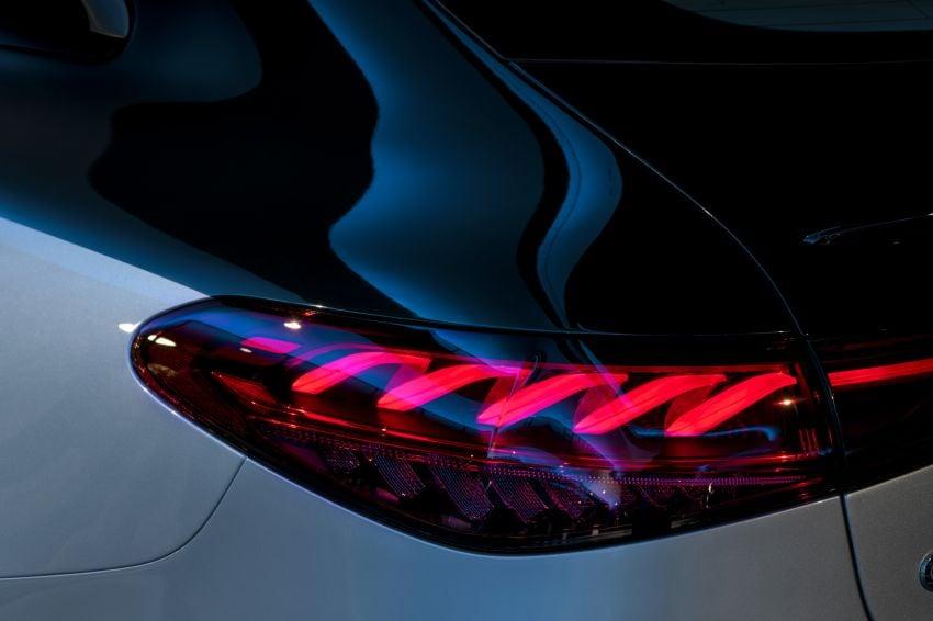 2022 Mercedes-Benz EQS flagship EV sedan debuts – two variants, up to 523 PS and 855 Nm, 770 km range Image #1280655