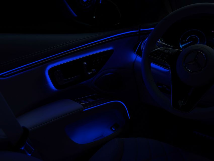 2022 Mercedes-Benz EQS flagship EV sedan debuts – two variants, up to 523 PS and 855 Nm, 770 km range Image #1280707