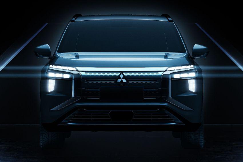 Mitsubishi Airtrek 2022 bakal muncul sebagai sebuah SUV elektrik untuk pasaran China, lancar tahun ini Image #1283994