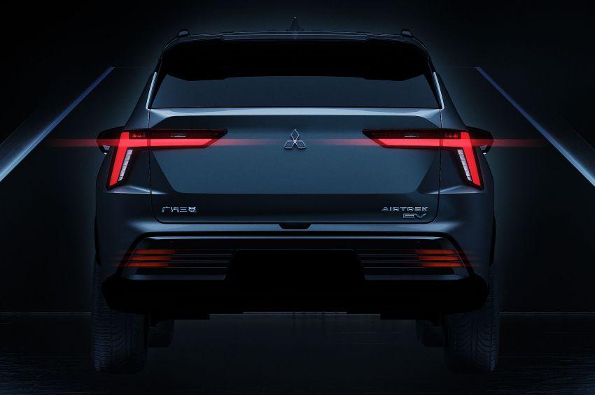 Mitsubishi Airtrek 2022 bakal muncul sebagai sebuah SUV elektrik untuk pasaran China, lancar tahun ini Image #1283993