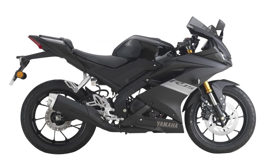 2021 Yamaha YZF-R15 in new colour for this year, Malaysian pricing remains unchanged at RM11,988 Image #1284490