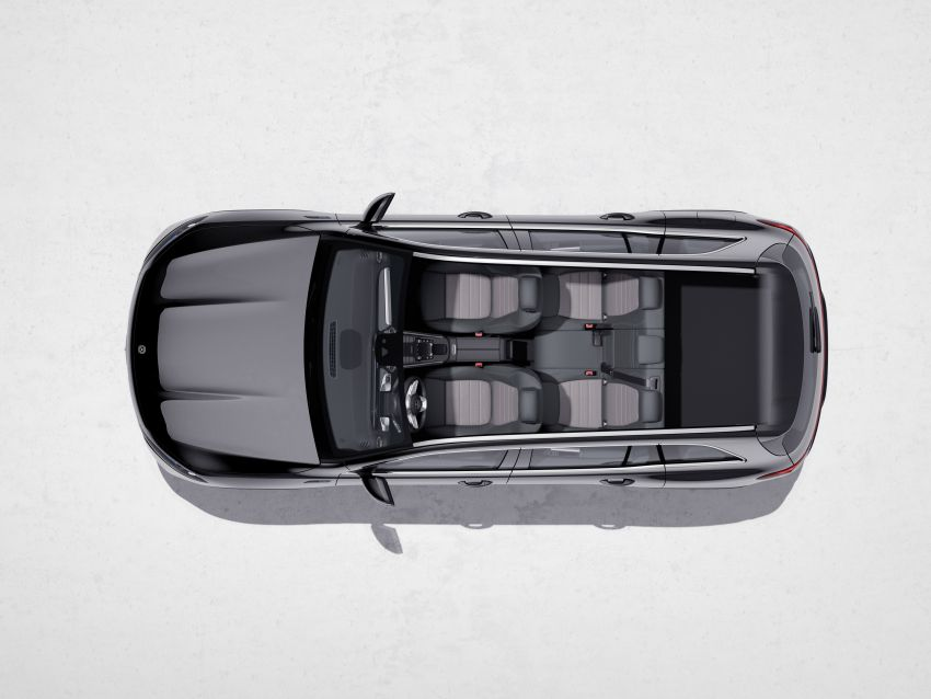 Mercedes EQB debuts  – 288 hp, 419 km range; 100 kW DC charging from 10% to 80% in just over 30 minutes Image #1283269