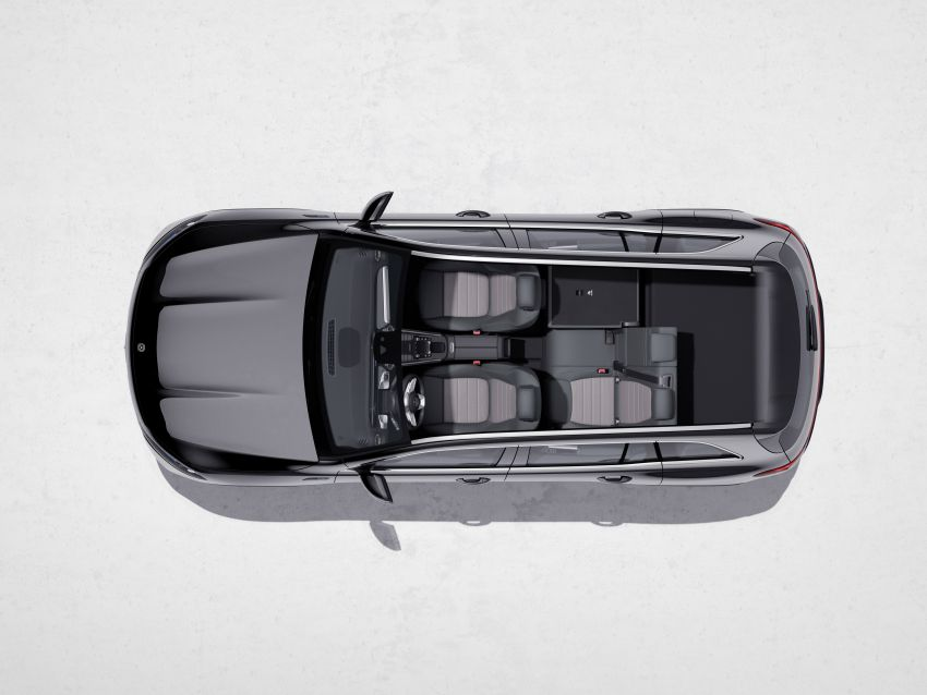 Mercedes EQB debuts  – 288 hp, 419 km range; 100 kW DC charging from 10% to 80% in just over 30 minutes Image #1283270