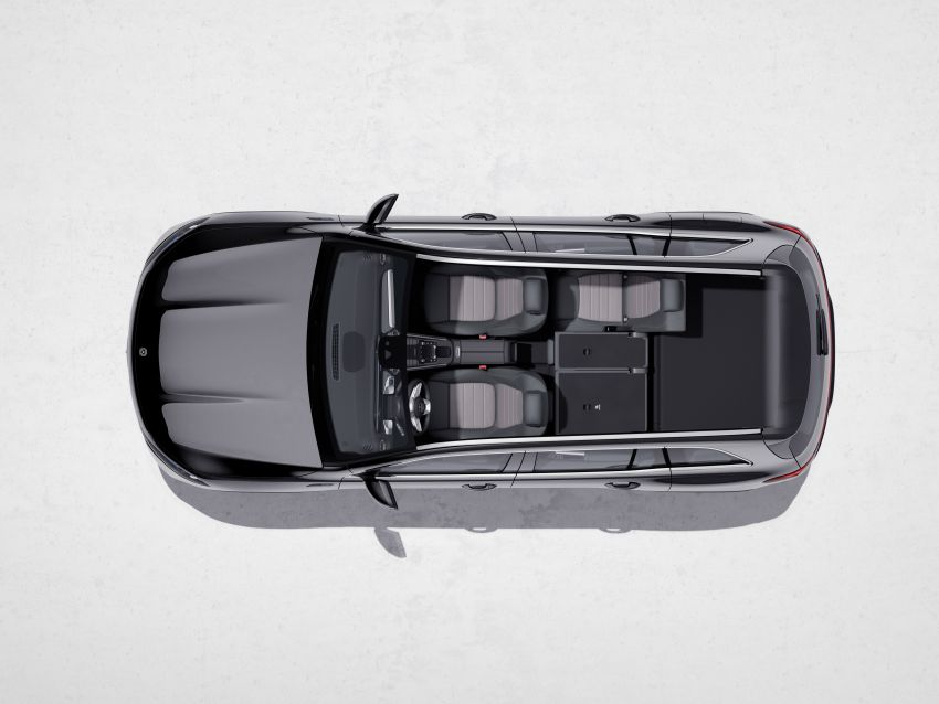 Mercedes EQB debuts  – 288 hp, 419 km range; 100 kW DC charging from 10% to 80% in just over 30 minutes Image #1283271
