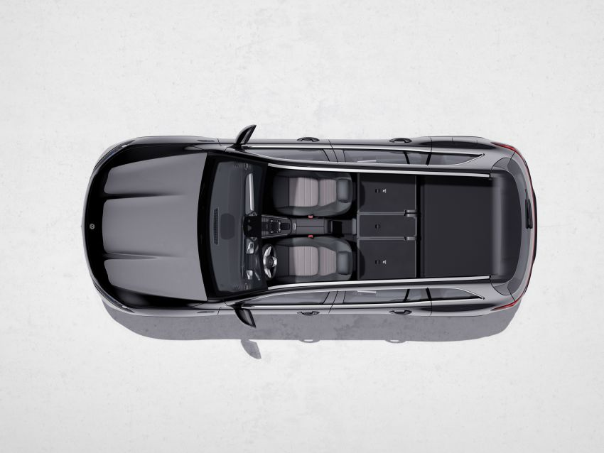 Mercedes EQB debuts  – 288 hp, 419 km range; 100 kW DC charging from 10% to 80% in just over 30 minutes Image #1283272