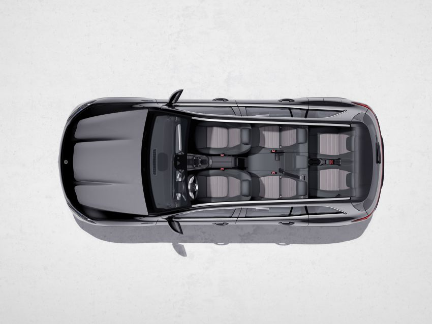 Mercedes EQB debuts  – 288 hp, 419 km range; 100 kW DC charging from 10% to 80% in just over 30 minutes Image #1283274