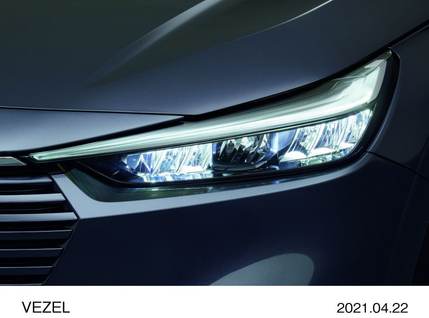 2022 Honda HR-V launched in Japan – 131 PS/253 Nm e:HEV, 118 PS/142 Nm 1.5L NA i-VTEC, from RM87k Image #1286117