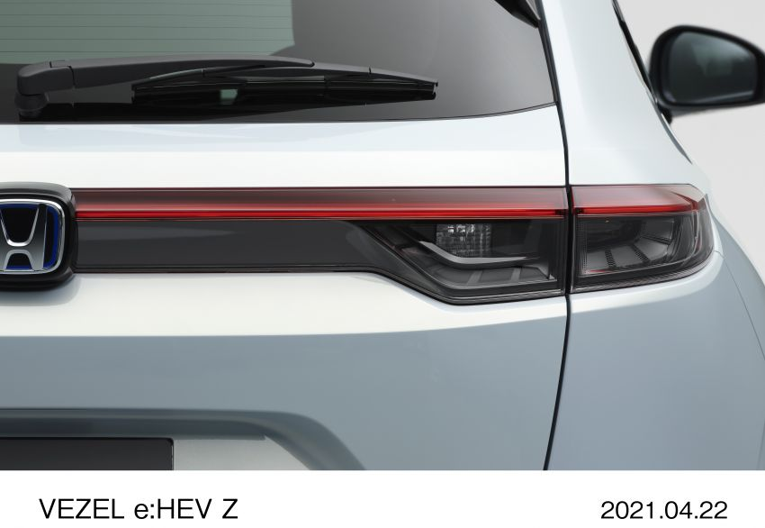 2022 Honda HR-V launched in Japan – 131 PS/253 Nm e:HEV, 118 PS/142 Nm 1.5L NA i-VTEC, from RM87k Image #1286144