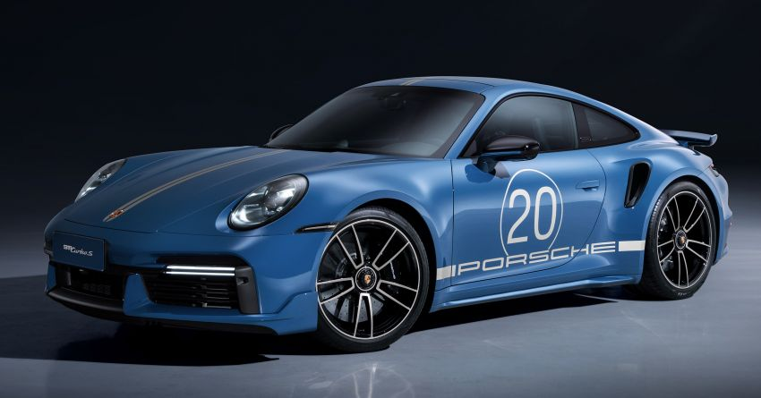 992 Porsche 911 Turbo S China 20th Anniversary Edition debuts – 5 heritage colours; from RM1.97 mil Image #1284540