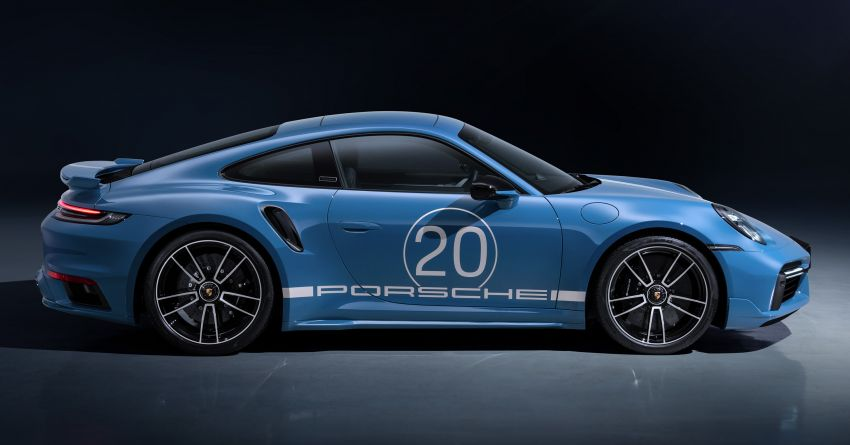 992 Porsche 911 Turbo S China 20th Anniversary Edition debuts – 5 heritage colours; from RM1.97 mil Image #1284541
