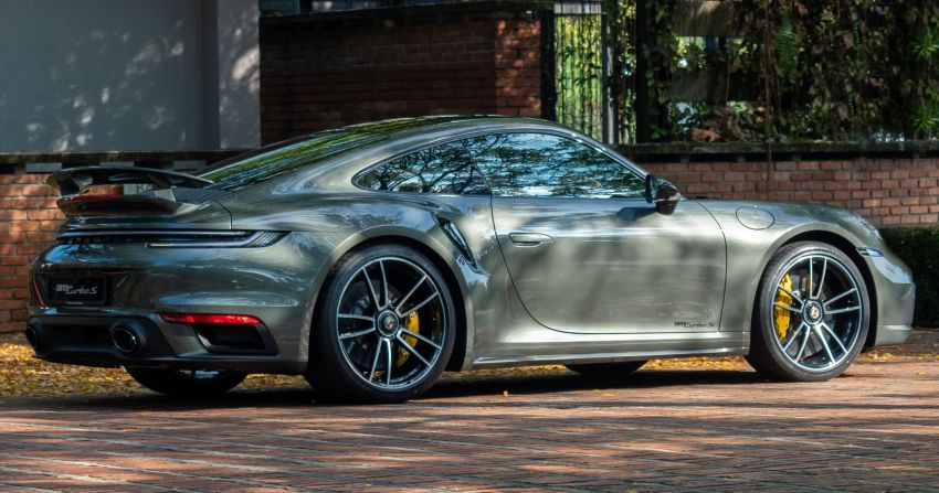 992 Porsche 911 Turbo S launched in Malaysia: 650 PS, 800 Nm, 0-100 km/h in 2.7 seconds, from RM2.2 million Image #1277402