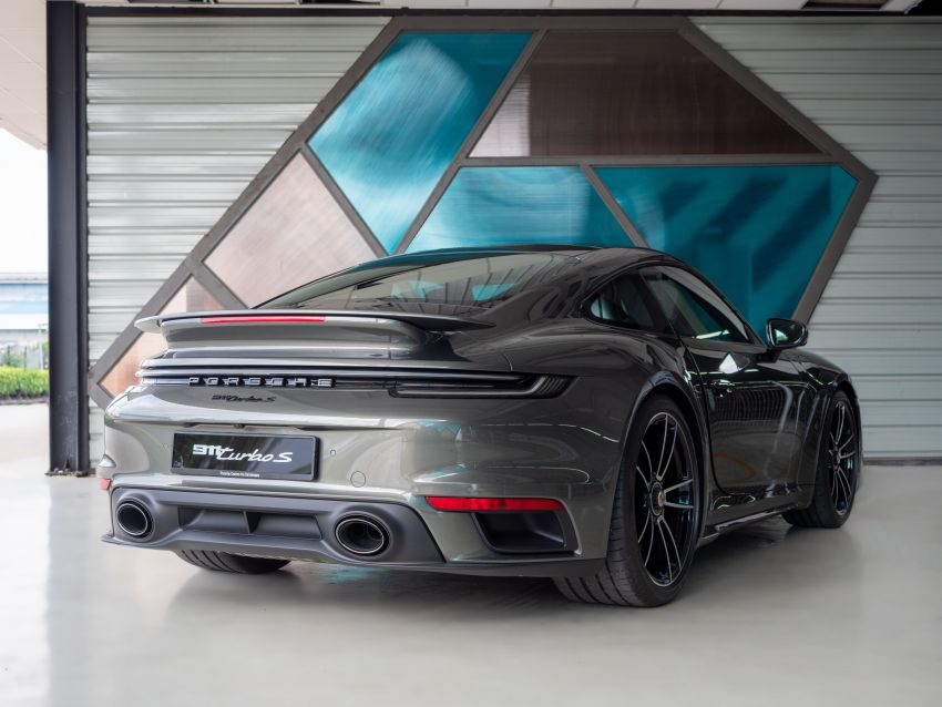 992 Porsche 911 Turbo S launched in Malaysia: 650 PS, 800 Nm, 0-100 km/h in 2.7 seconds, from RM2.2 million Image #1277403