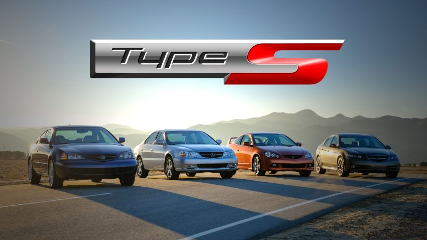 VIDEO: Acura's Type S performance cars are hot Hondas for the US-market – CL, TL, RSX, TLX, MDX Image #1287961