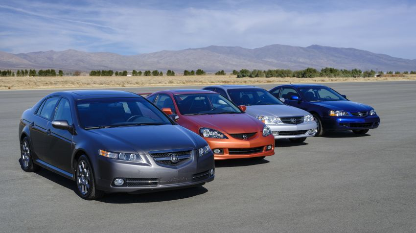 VIDEO: Acura's Type S performance cars are hot Hondas for the US-market – CL, TL, RSX, TLX, MDX Image #1287962