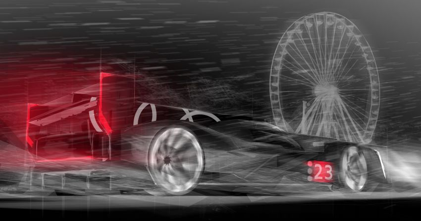Audi LMDh prototype teased, will go racing in 2023 Image #1289155