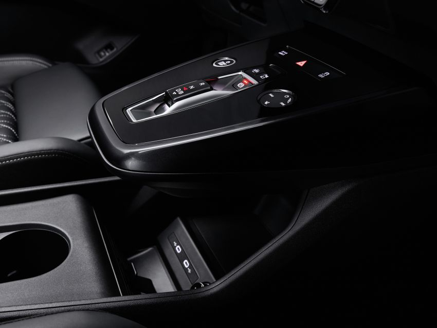 Audi Q4 e-tron, Q4 Sportback e-tron diperkenalkan – tiga varian penjana kuasa, jarak hingga 520 km, 299 PS Image #1281333