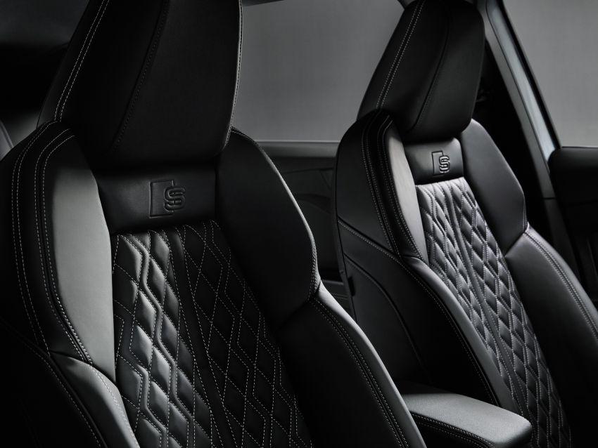 Audi Q4 e-tron, Q4 Sportback e-tron diperkenalkan – tiga varian penjana kuasa, jarak hingga 520 km, 299 PS Image #1281334