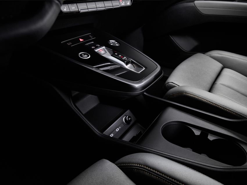 Audi Q4 e-tron, Q4 Sportback e-tron diperkenalkan – tiga varian penjana kuasa, jarak hingga 520 km, 299 PS Image #1281344